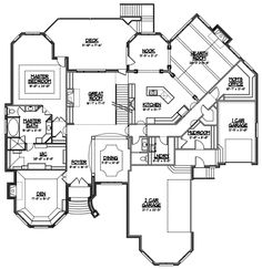 House plans over 8000 square feet house and home design for Floor plans 8000 square feet