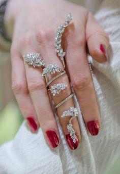 yeprem jewellery | Enjoy the latest designs of Full Finger Rings...