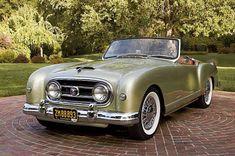 1953 Nash Healy Roadster