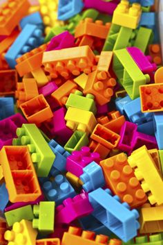 Lego just announced a bold 10-year plan to makes its goods more environmentally friendly.