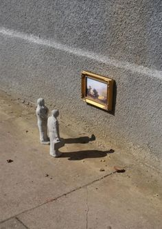 Cement Eclipses: Tiny Street Art Sculptures by Isaac Cordal – Brain Pickings