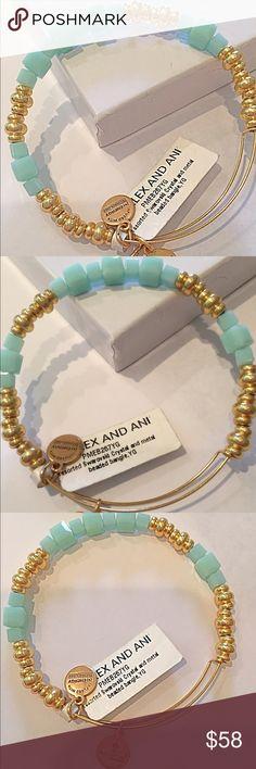 Alex and Ani Swarovski NWT RG with Mint Swarovski Crystals Alex & Ani Jewelry Bracelets