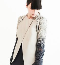 Jantine van Peski knitwear October 2013