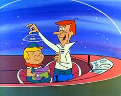 The-Jetsons - Used to watch it on the old Cartoon Network every night - Now it turned into crap - Memories - Kiddie
