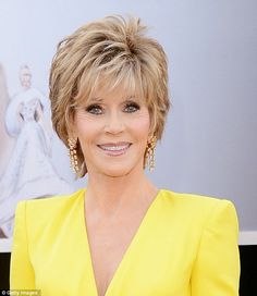 Those who say Hollywood ignores women over 70 have clearly not met Jane Fonda.    The 75-year-old acting legend, who's garnered two Oscars in her 50-year career