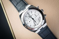 Haute Watch of the Week: Vacheron Constantin Overseas Chronograph