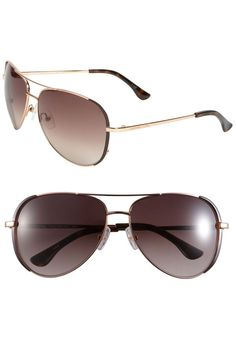 "Michael Kors ""Sicily"" Aviator Sunglasses <3"