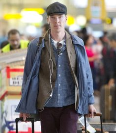 Benedict, that's a LOT of layers there, Sweetheart...