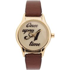 Asos Watch With 'Once Upon A Time' Dial