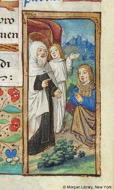 Book of Hours, MS H.5 fol. 114r - Images from Medieval and Renaissance Manuscripts - The Morgan Library & Museum