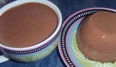 Fitness tvarohovo – kakaová pena