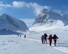 Ski The Arctic: Sweden's Northern Lights