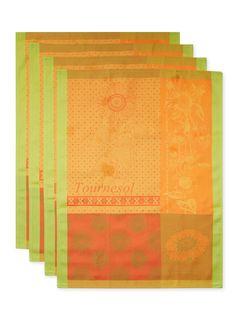 Tournesol Kitchen Towels by Garnier-Thiebaut (Own)