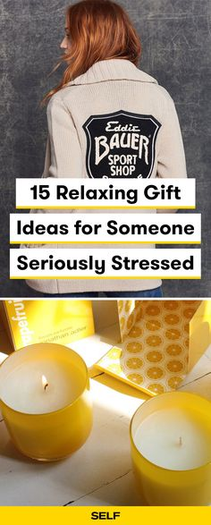 These relaxing gifts for women will help even the most stressed out lady chill. Add these to a self-care basket or wrap them up as a Christmas gift. Every woman in your life will appreciate these calming presents. Sister In Law Gifts, Birthday Gifts For Girlfriend, Friend Birthday Gifts, Birthday Gifts For Women, Gift Baskets For Women, Diy Gift Baskets, Christmas Gift Baskets, Christmas Crafts, Trending Christmas Gifts
