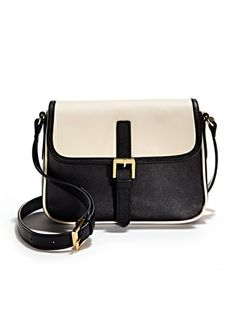 Stay on trend with cross-body handbags for less