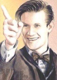 Matt Smith mini-portrait by whu-wei Matt Smith Doctor Who, Free Short Stories, Miniature Portraits, Tribeca Film Festival, Caramel Hair, Lily James, Rose Tyler, Boho Hairstyles, Getting Cozy
