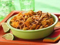 Kentucky Bourbon Bacon Chex Mix® recipe from Betty Crocker