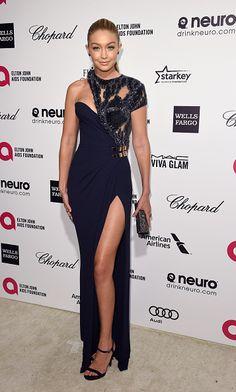 Gigi Hadid's top style moments - Gigi Hadid's 10 jaw-dropping red carpet looks – HELLO! Gigi Hadid, Modelos Fashion, Victoria Secret Fashion Show, Lookbook, Red Carpet Looks, Red Carpet Dresses, Red Carpet Fashion, Dress To Impress, Fashion Models