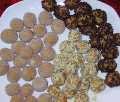 Rezept weiße Rumkugeln von christinafr - Rezept der Kategorie Backen süß