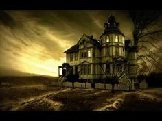 Spooky house Fantasy HD desktop wallpaper, House wallpaper - Fantasy no. Ghost House, Spooky House, Halloween Haunted Houses, Mobile Photo, Scary Houses, Fancy Houses, Dark House, Creepy Pictures, Gothic Pictures