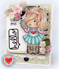 La-La Land Crafts Inspiration and Tutorial Blog: Search results for September 2015 Club Kit