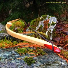 Traditional Wooden Longbow made with Ash by ReturnOfThePrimitive