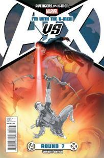 Avengers vs. X-Men #7 X-Men team variant ---> shipping is $0.01 !!!