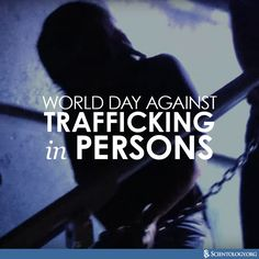 On World Day Against Trafficking in Persons we want to raise awareness for victims of human trafficking and promote and protect their rights. #IGiveHope