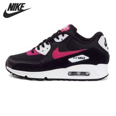 online retailer 95a85 34c3d Original New Arrival 2017 NIKE Air Max 90 Women's Running Shoes Sneakers Nike  Air Max Trainers