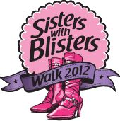 Amazing initiative to create awareness of women abuse - Sisters With Blisters. Be part of the change to end abuse of women
