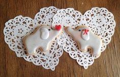 Los elefantes también se enamoran... Galletas de San Valentín Sucre