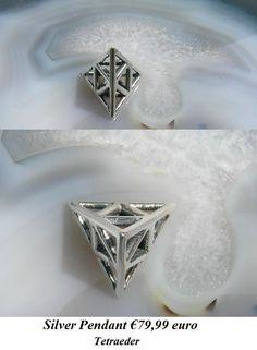Silver Tetraeder