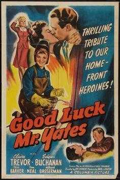 Good Luck, Mr. Yates (1943)