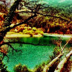 Tsivlos Lake,Akrata