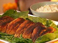 Blackened Catfish #recipe from FoodNetwork.com