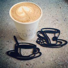 Happy National Coffee Day! #peleg #design #sketch #coasters