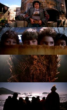 The Goonies...love love love this movie