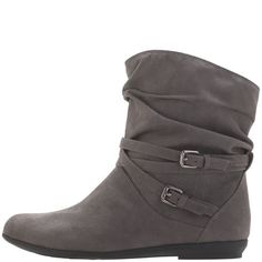 Women's Sammi Strap Boot - Payless Shoes