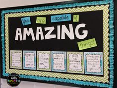 Teaching Fourth: Motivational Posters are a positive classroom management tool.
