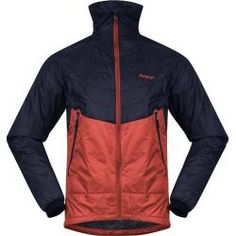 Bergans Slingsby Insulated M Jacket Nylons, Ralph Lauren, Outdoor Wear, Dark Navy, Color Blocking, Nike Jacket, Dress Skirt, Motorcycle Jacket, Hooded Jacket