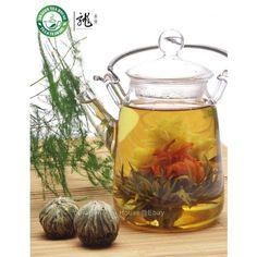 4 Random Types Blooming Tea - $3.69