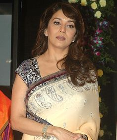Madhuri experimenting with roles!