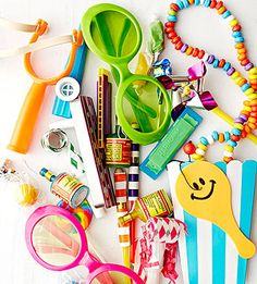 Why I've stopped giving out party favors. -I agree! I like the idea of one party favor