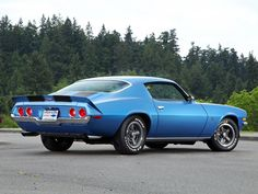 1972 Camaro Z28..Re-pin brought to you by agents of #carinsurance at #houseofinsurance in Eugene, Oregon