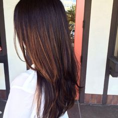 Balayage+Lowlights+and+Color+Melt