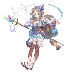 Atelier Firis announced for PS4, PS Vita [Update 2] - Gematsu