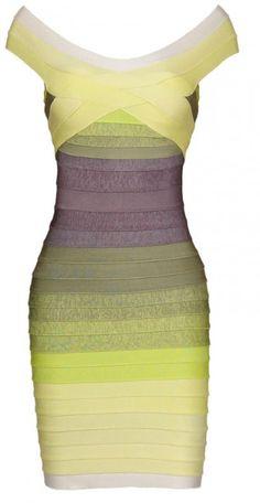 Herve-Leger-off-the-shoulder-bodycon-dress-green-(4).jpg