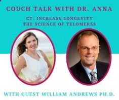 On this episode of Dr. Anna Cabeca#39;s Couch Talk, Dr. Bill Andrews discusses the research on telomeres, and how this science can someday reverse aging.