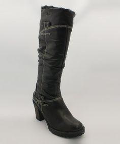 Athleta Leather Highkoo 2 Boot By Ugg® Australia in Black Lyst