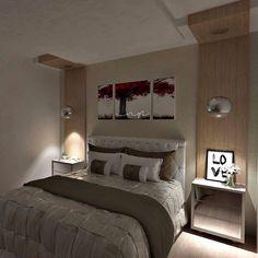 Quarto | Bedroom por NP Interiores - Núbia Procópio Interiores.